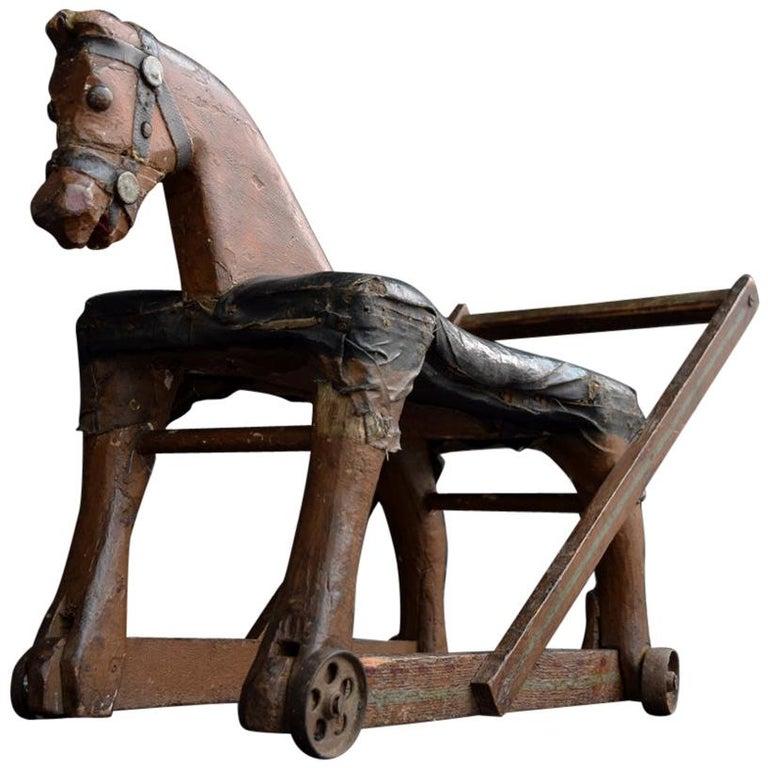 Folkart Horse