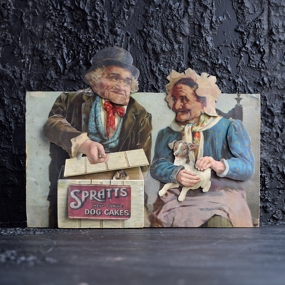 Rare Spratts Automaton c.1905