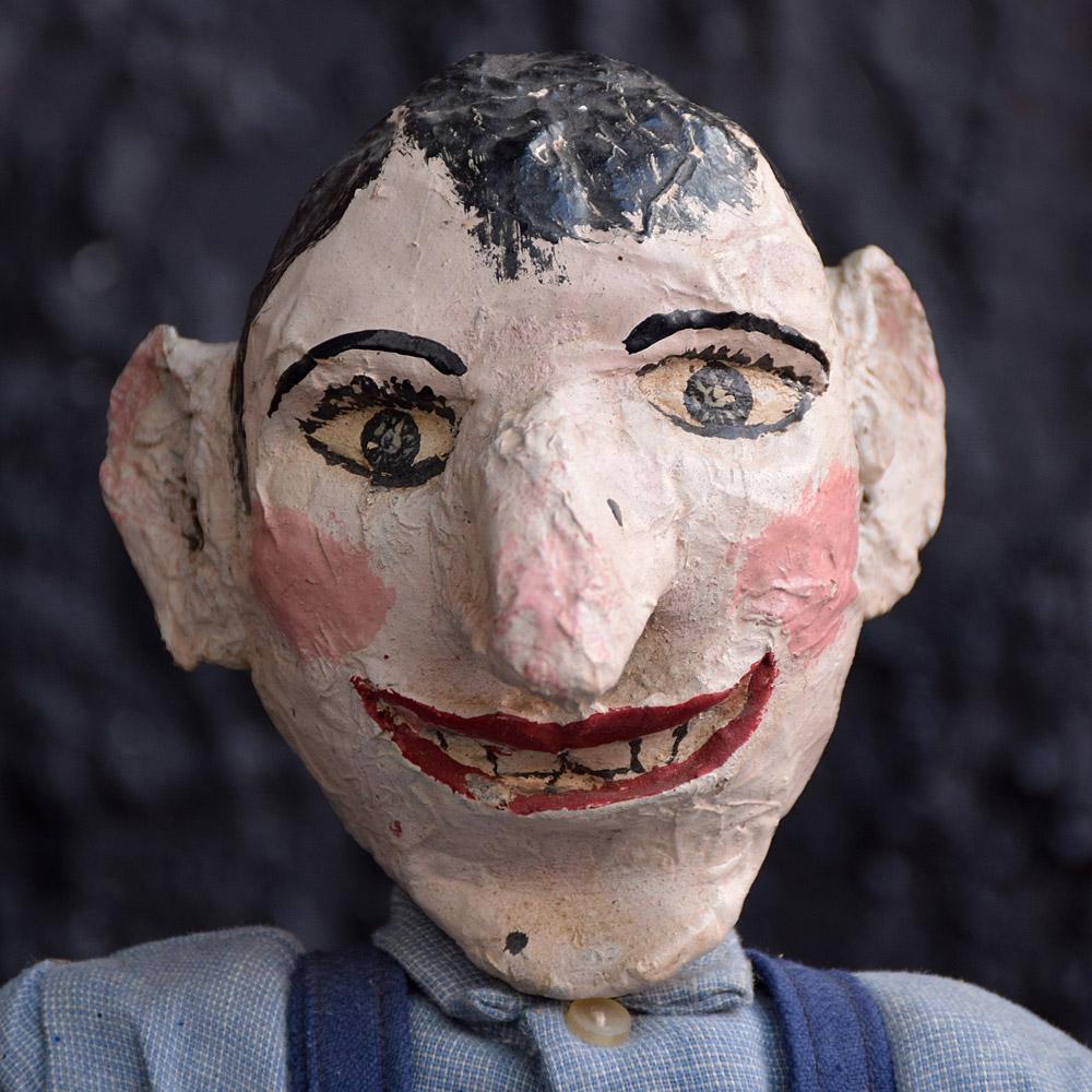 Folk-Art Puppet Theatre