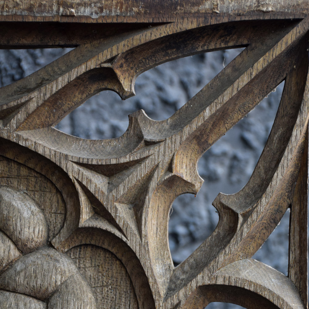 Gothic Open Tracery