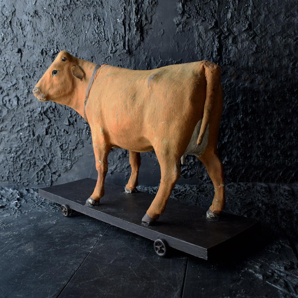 Roullet et Decamps Cow