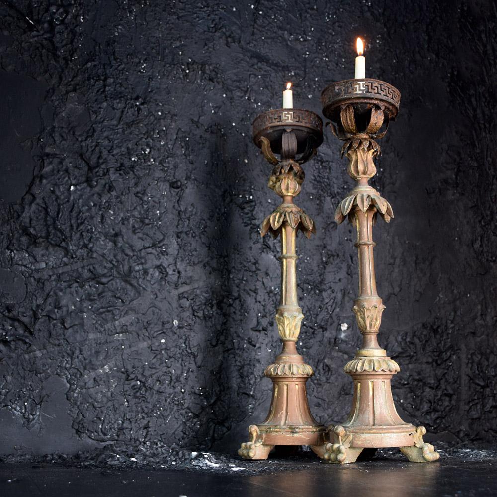 Elegant Candle Sticks