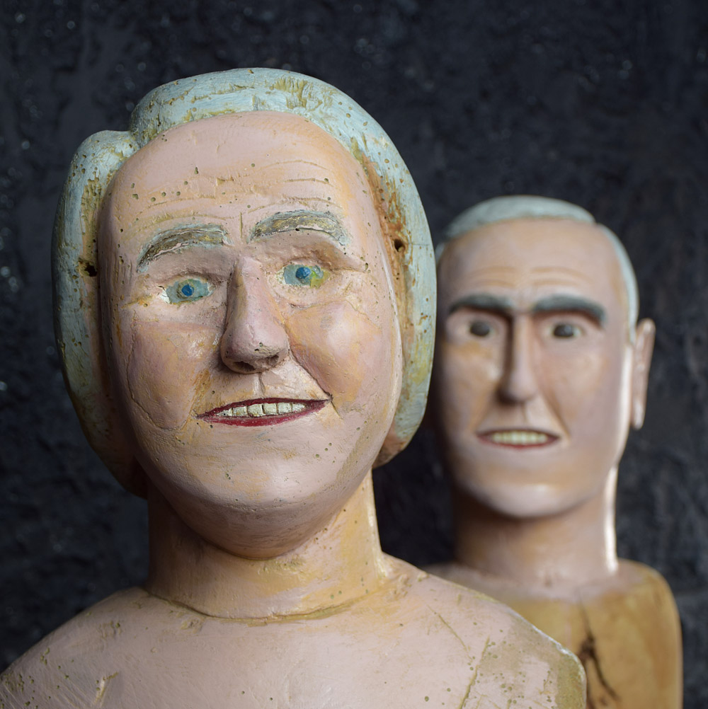 Milliners Busts