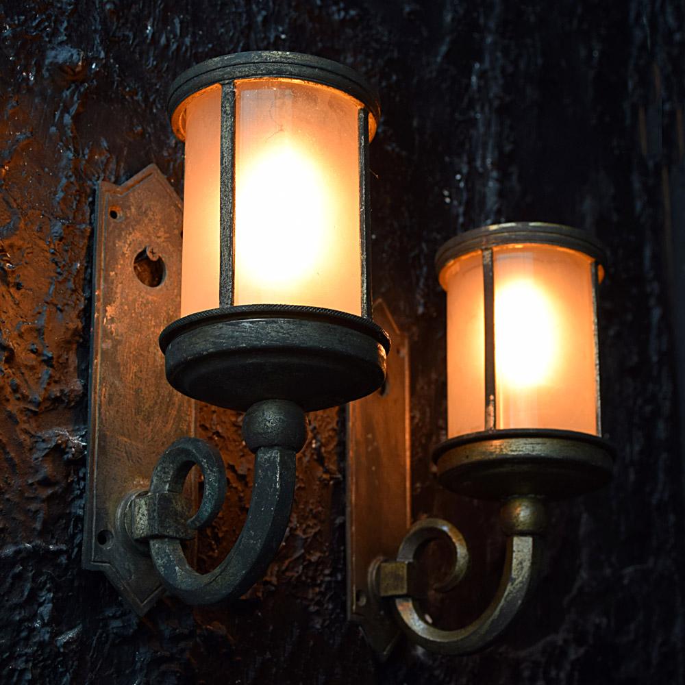 Bronze Wall Lights
