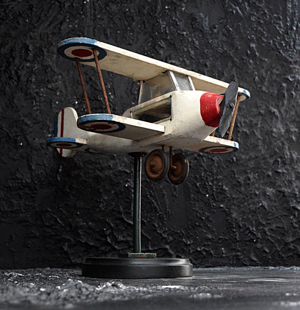 Weathervane Plane