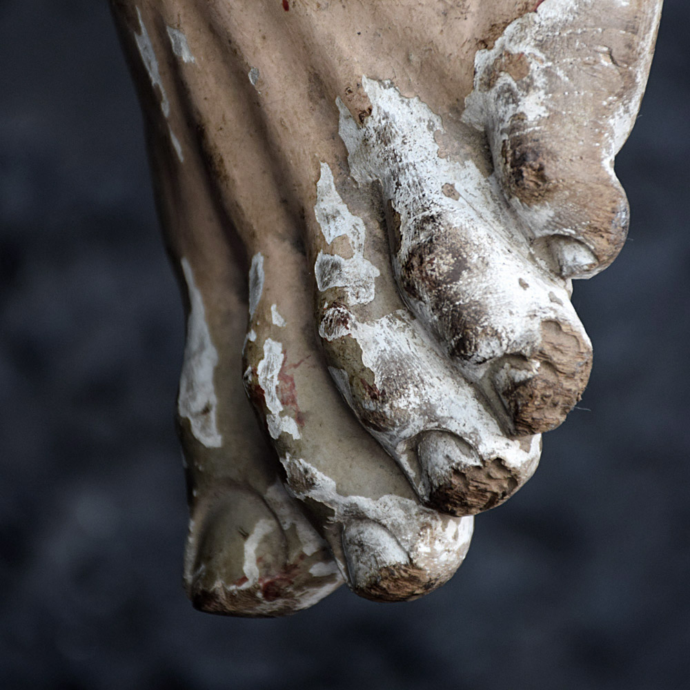 Jesus's Leg c.1850