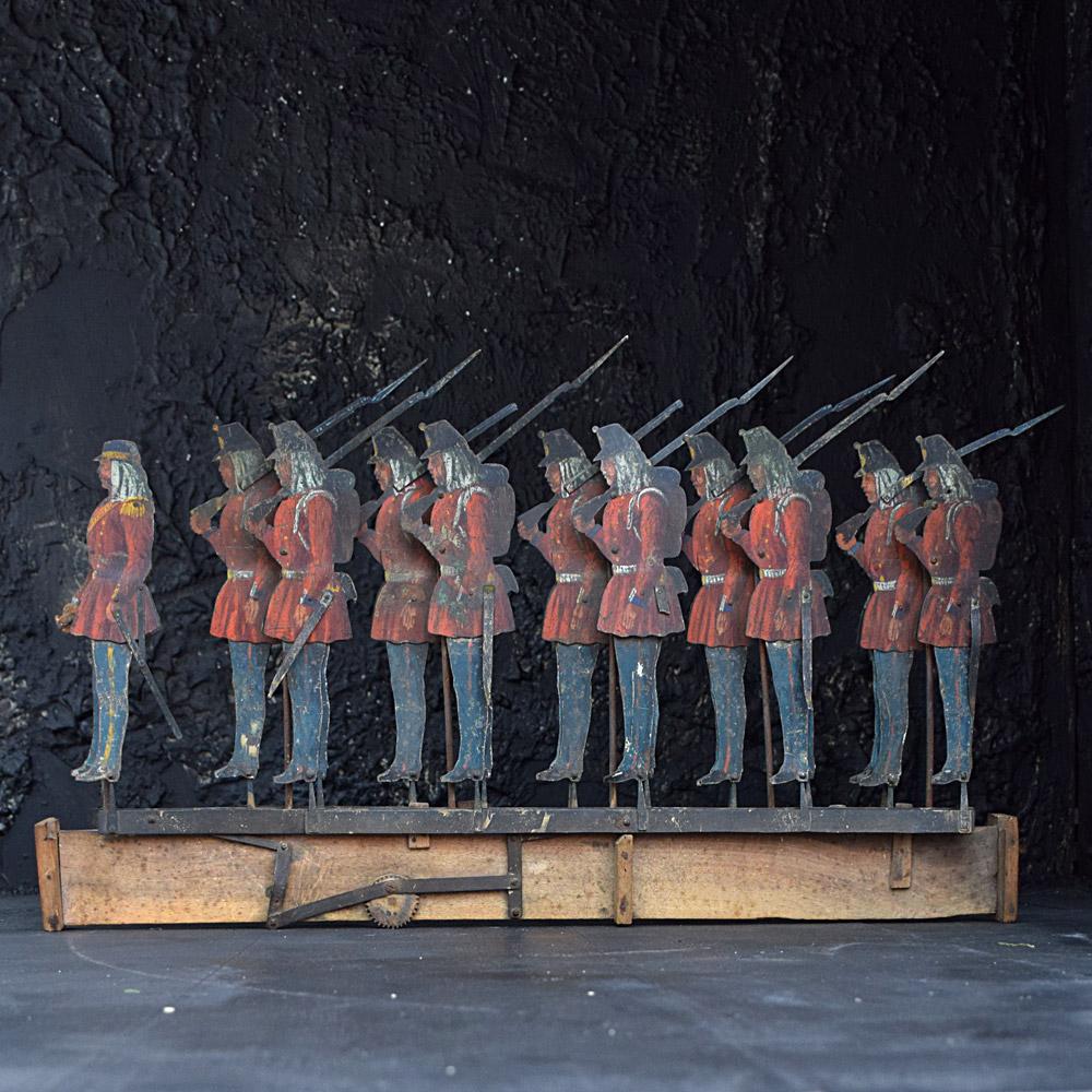 Automaton Soldiers