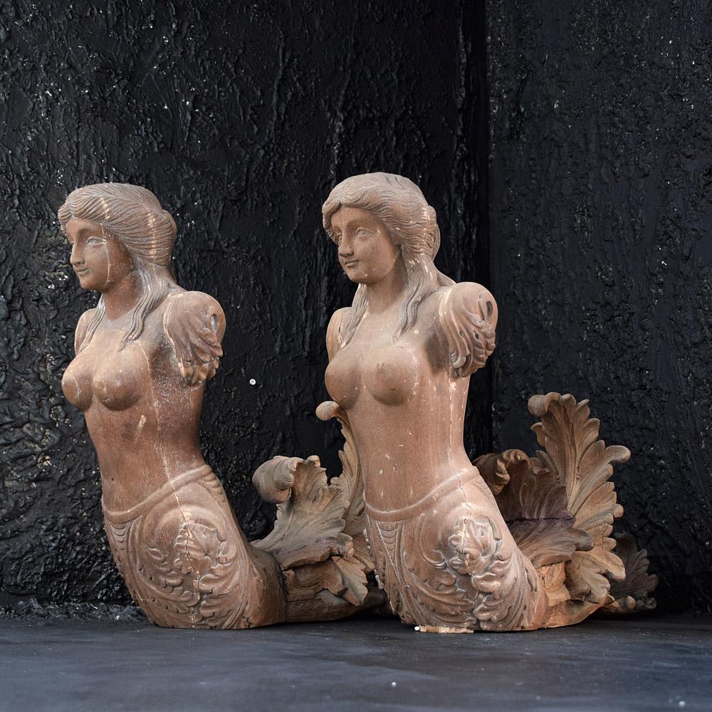 Mermaid Figures