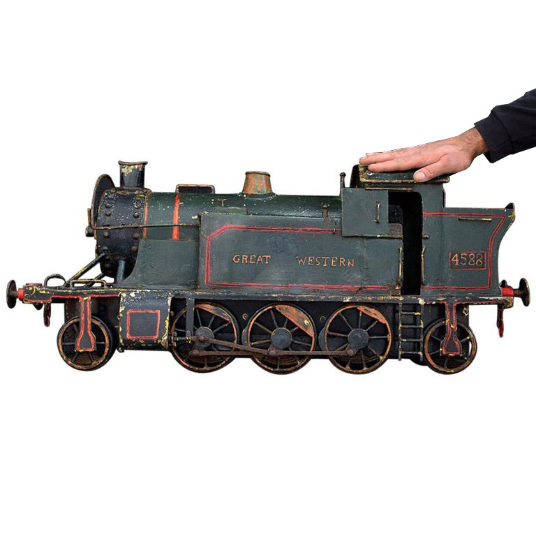 Amazing Locomotive
