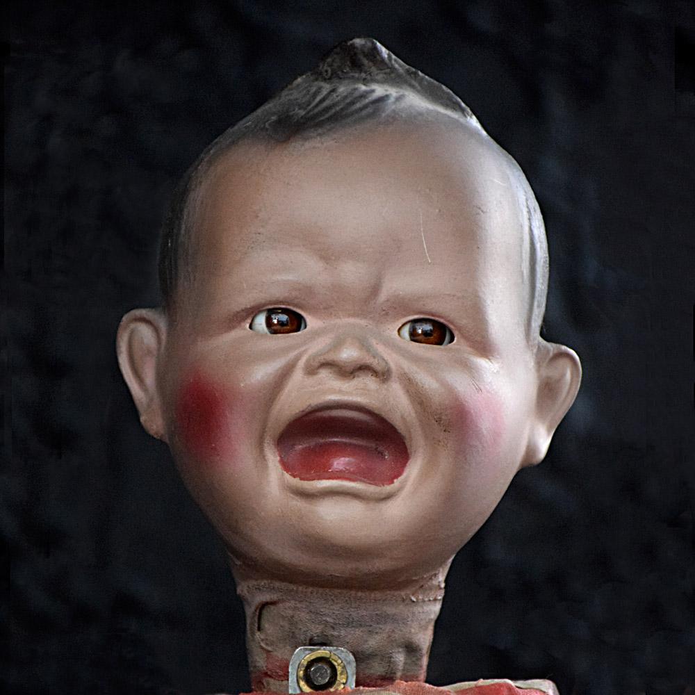 Automaton figure