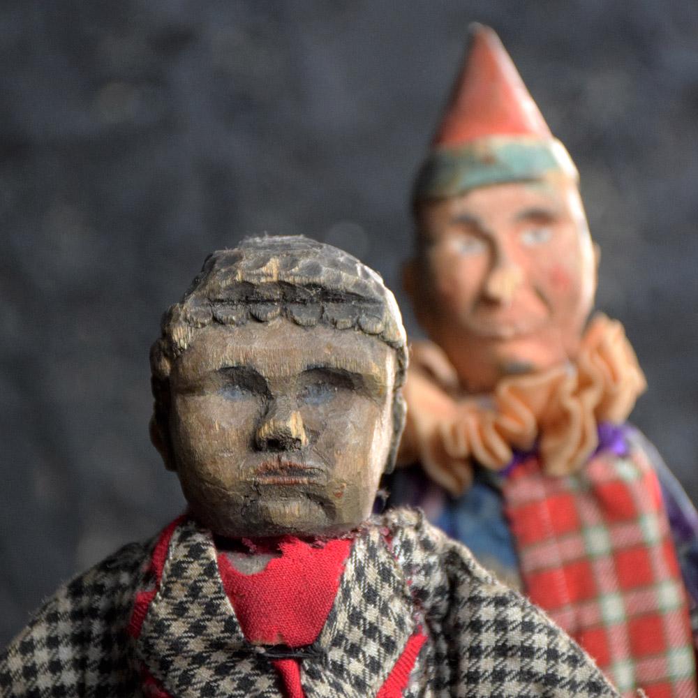 Street Puppets
