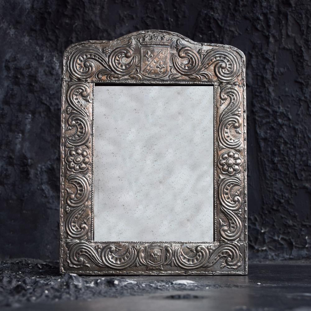 Repoussé Mirror