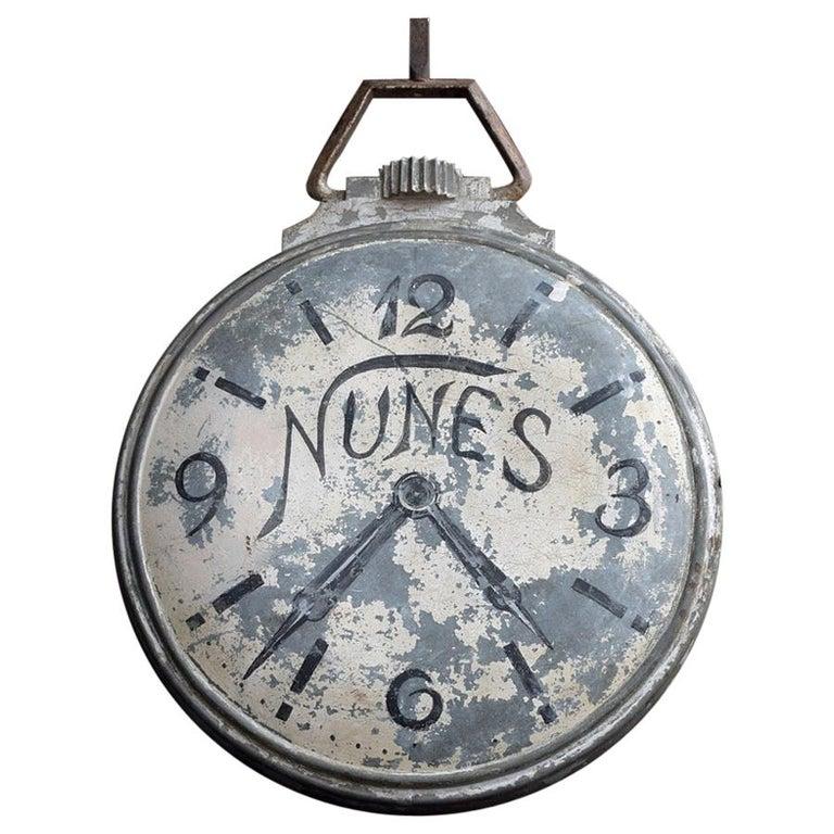 Zinc Trade Sign